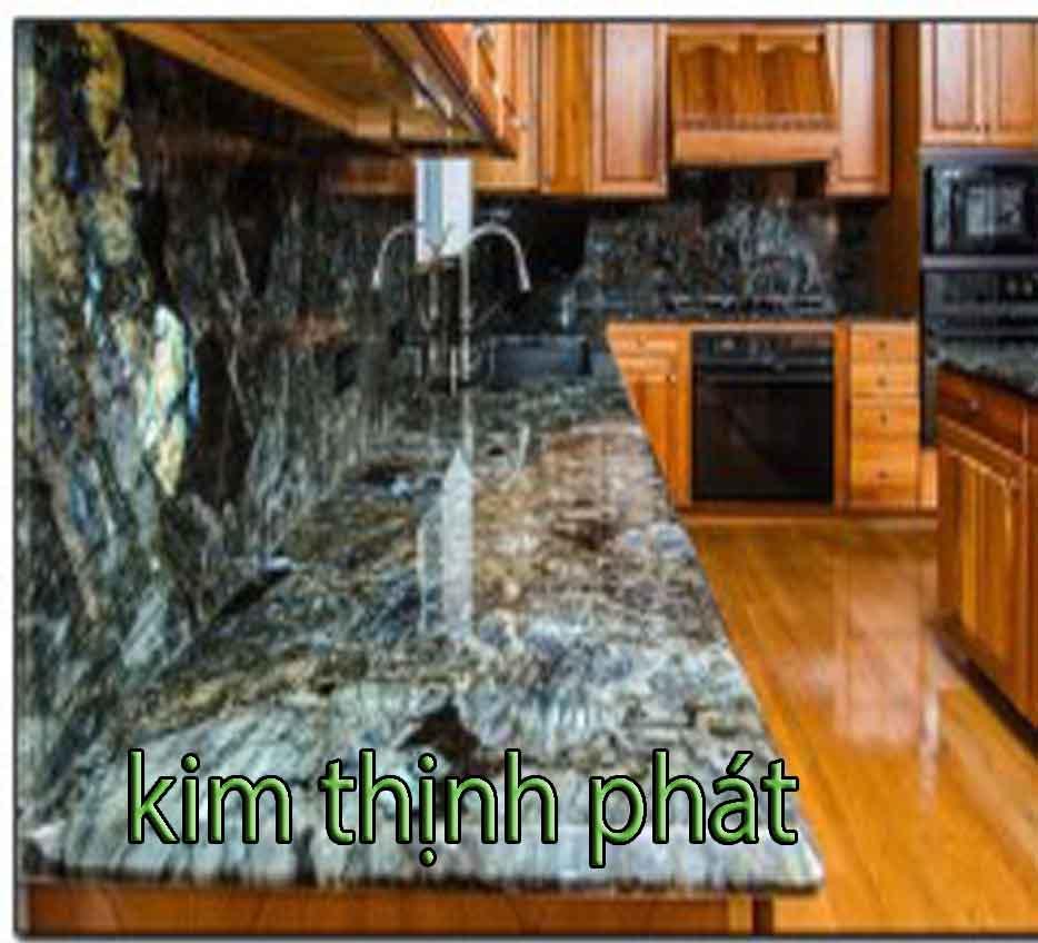 đá hoa cương bếp